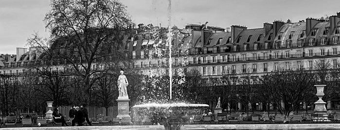 Grand Bassin Rond is one of Paris.
