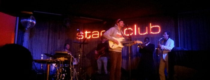 Stage Club is one of Must-visit Music Venues in Hamburg.