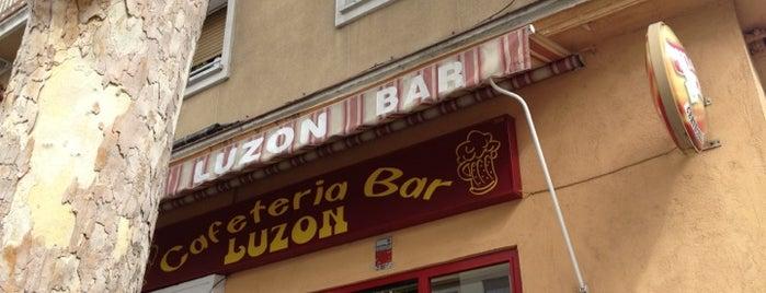 Bar Luzon is one of Posti che sono piaciuti a Marcu Fiordos.