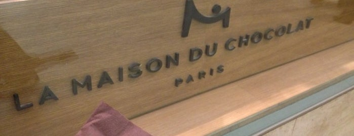 La Maison du Chocolat is one of PARIS.