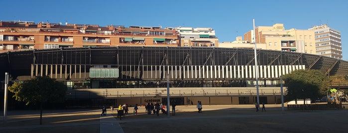 Canòdrom Meridiana is one of La otra Barcelona.