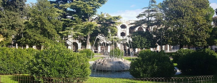 Fontana di Piazza Bra is one of Alexander's Liked Places.