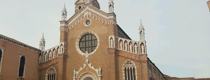 Cima da Conegliano's works in original setting