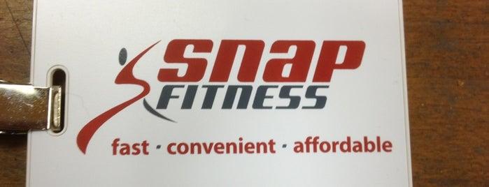 Snap Fitness is one of Troy 님이 좋아한 장소.