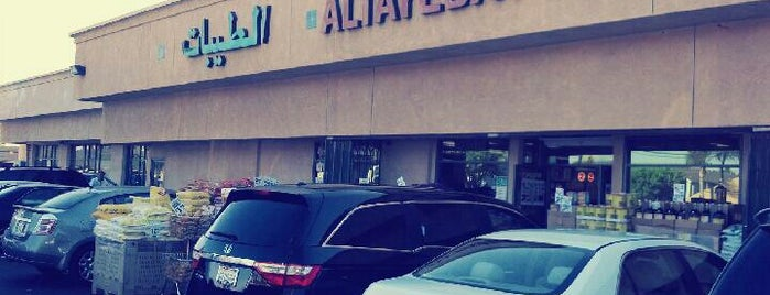 Altayebat Market is one of Usa.