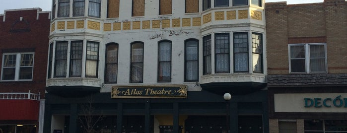 Atlas Theater is one of Cheyenne.