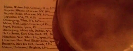Jimmy's No. 43 is one of The Best Beer in New York.