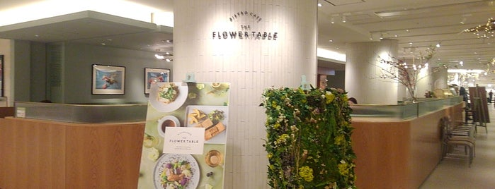 The Flower Table is one of Nagoya.