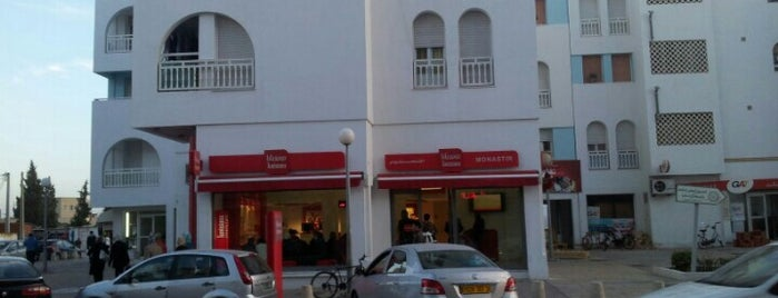 Boutique Ooredoo | Monastir. is one of Boutiques Ooredoo Tunisie.