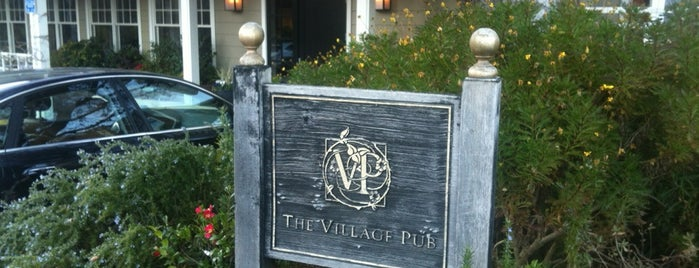 The Village Pub is one of Places To Try.