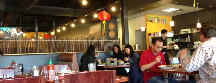 House of Pho is one of Rockin the suburbs.
