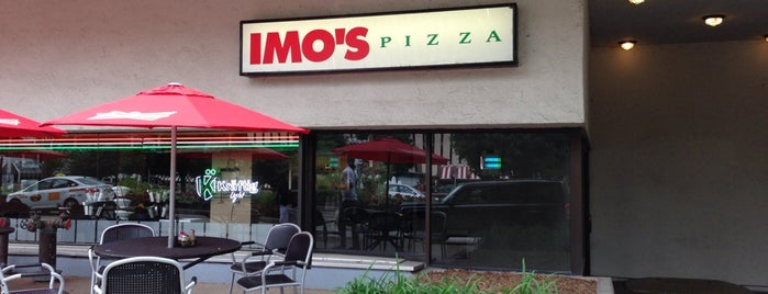 Imo's Pizza is one of Food Pilgrimmage.