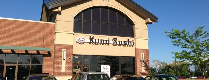 Kumi Sushi is one of Chicago.