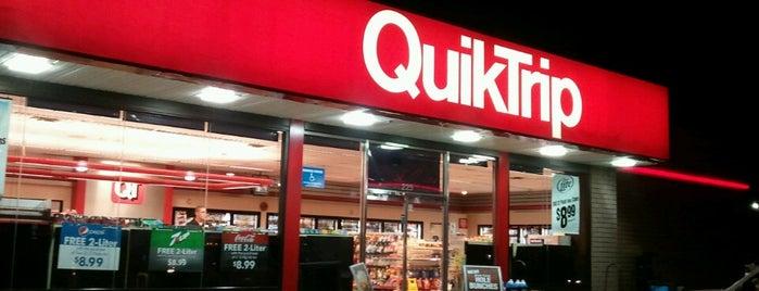QuikTrip is one of Emily : понравившиеся места.