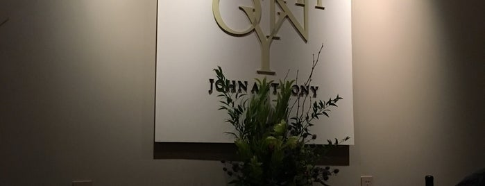 John Anthony is one of The best after-work drink spots in Napa, CA.