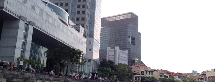 River Explorer @ Raffles Place is one of Singapore.
