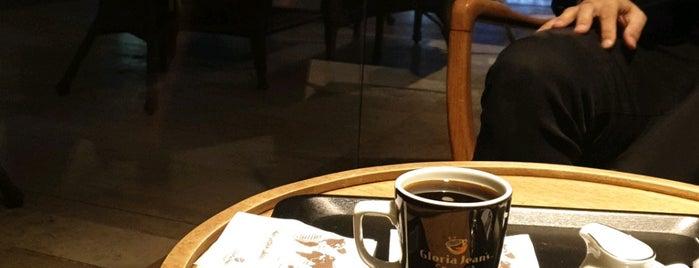 Gloria Jean's Coffees is one of Erçin : понравившиеся места.