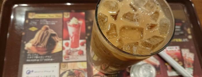 CAFÉ de CRIÉ is one of Tempat yang Disukai Masahiro.