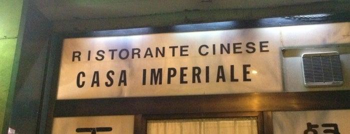 Casa Imperiale is one of สถานที่ที่ Giorgio ถูกใจ.