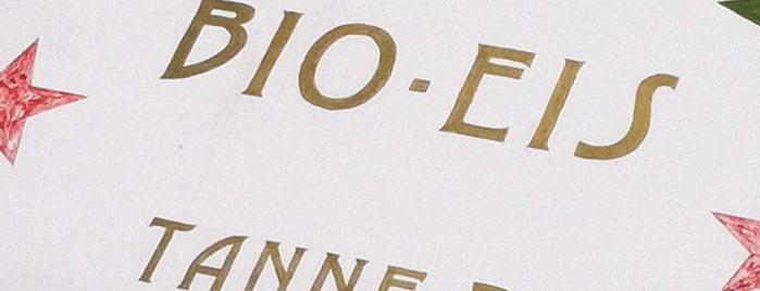 Bio Eis Tanne B is one of Berlin.