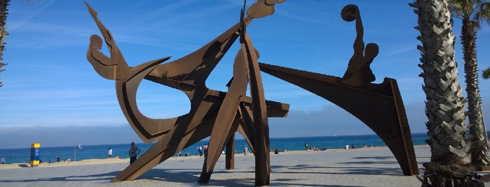 Beach Garden Barceloneta is one of Orte, die Cristian gefallen.