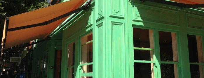 La Boulangerie is one of Kristen's SF.