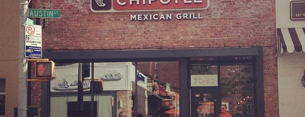 Chipotle Mexican Grill is one of Locais curtidos por Patrick.