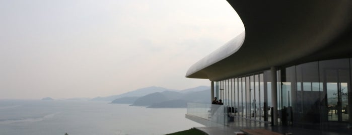 South Cape Spa&Suite is one of KOREA.
