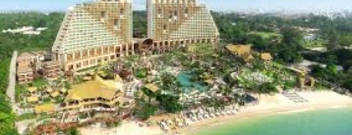 Centara Grand Mirage Beach Resort Pattaya is one of Origin Rest.