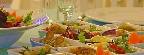 Assos Meze & Balık is one of yenilesii.