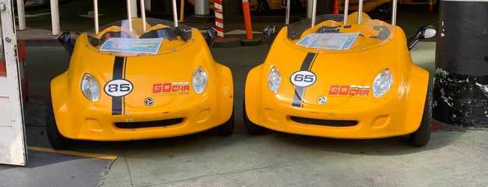 """GoCar GPS Guided Tours is one of SFO/Nor-Cal """"Must-Do""""."""