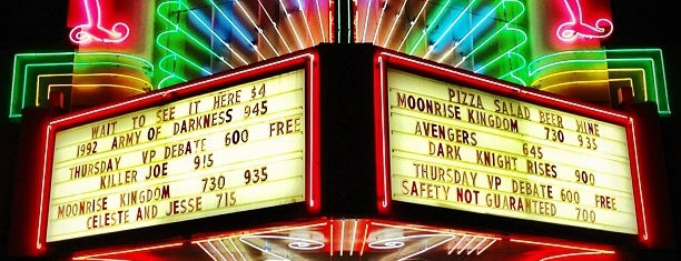 Laurelhurst Theater & Pub is one of Portland.