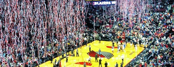 Moda Center is one of Sports.