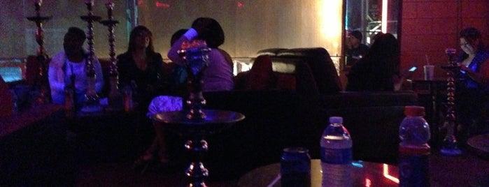 Nara Hookah Lounge is one of Locais curtidos por Yaser.