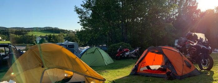 Storsand Gård Camping is one of Krzysztof 님이 좋아한 장소.