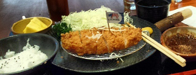 Yabu: House of Katsu is one of Tempat yang Disukai Geng.