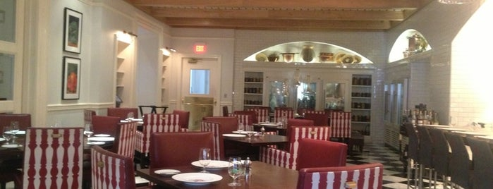 Restaurant R'evolution is one of USA New Orleans.