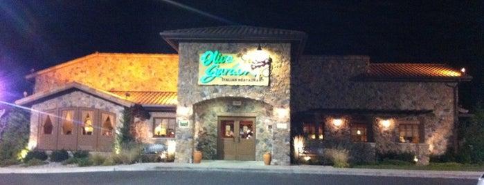 Olive Garden is one of Posti che sono piaciuti a Marcia.