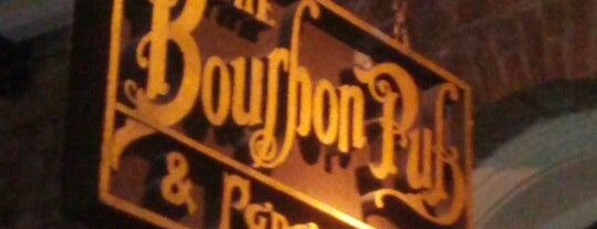 Bourbon Pub & Parade is one of Locais salvos de Eduardo.