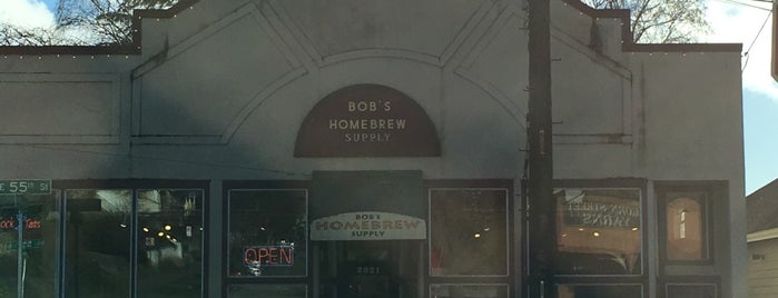 Bob's Homebrew Supply is one of Beer Spots.