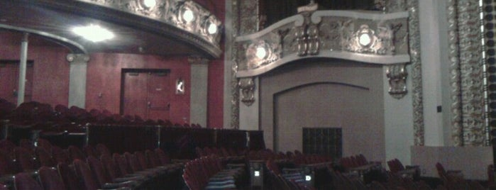 The Pabst Theater is one of Must See Things In Milwaukee.