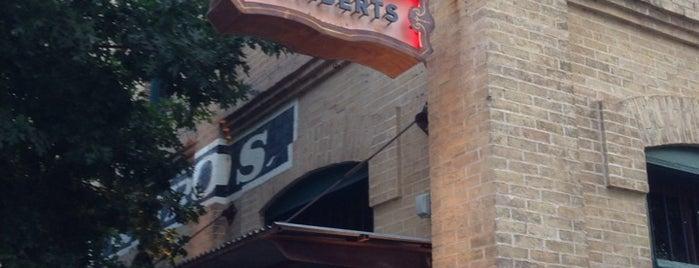 Lambert's Downtown BBQ is one of TV Food Spots: Austin Metro Area.