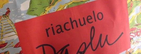 Riachuelo is one of สถานที่ที่ Camila ถูกใจ.