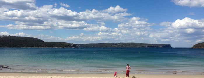 Balmoral Beach is one of Sydney To Do (mostly free/cheap).