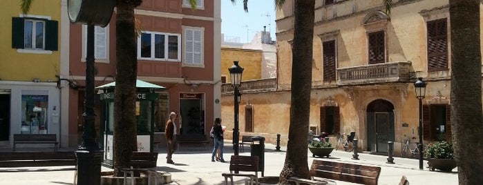 Plaça De Ses Palmeres is one of Carlosさんのお気に入りスポット.