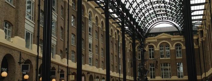 Hay's Galleria is one of LONDON.