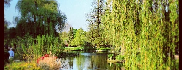 Queen Mary's Gardens is one of london -.