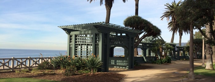 Palisades Park is one of Where to Find Free WiFi in LA.