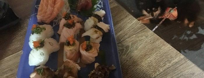 Haikai Sushi is one of Lieux sauvegardés par Carol.