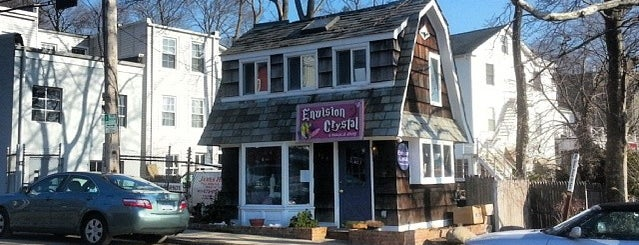 Envision Crystal is one of LI Places Bucket List:.